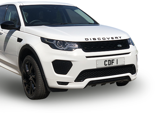 Personalised Number Plates for Sale