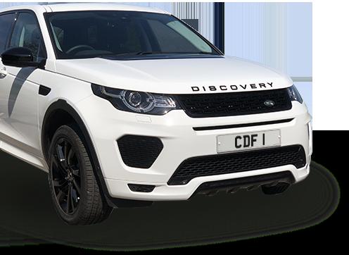 Buy Personalised Car Reg